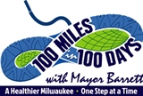 Walk 100 Miles in 100 Days