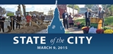 2015 State of the City Invitation