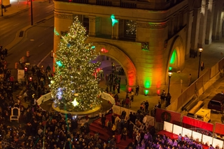 103rd Annual City Christmas Tree Lighting Ceremony Photo Gallery