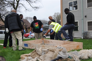 Giving Back & Building Up Inaugural Week of Service Photo Gallery