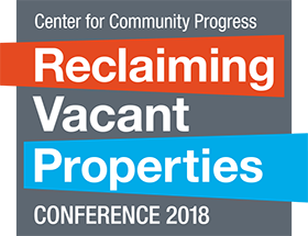 Reclaiming Vacant Properties Conference  Logo