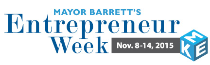 Mayor Barrett's Entrepreneur Week