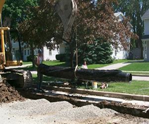 Water Main Replacement Projects