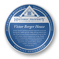 Historic Property Plaque Program