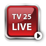 TV LIVE 25 button