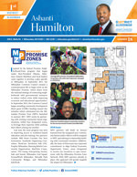 Cover of the District 1 Summer 2018 Newsletter