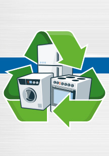 Appliance Recycling Event link
