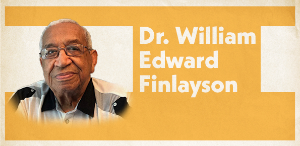 Photo of Dr. William Edward Finlayson