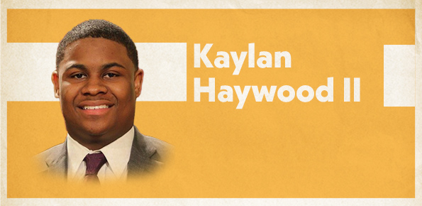 Photo of Rep. Kalan Haywood