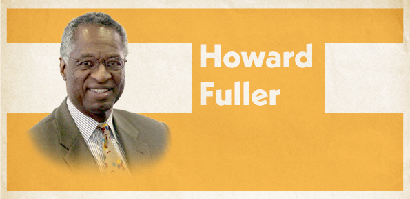A photo of Howard Fuller