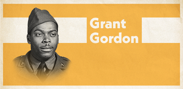 A photo of Grant Gordon