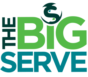Image of Big Serve logo
