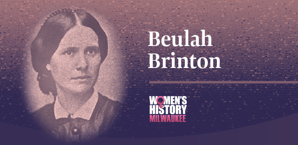 Photo of Beulah Brinton