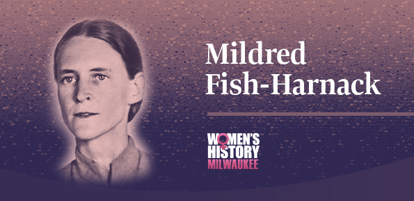 Photo of Mildred Fish-Harnack