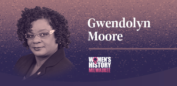 Photo of Gwendolyn Moore