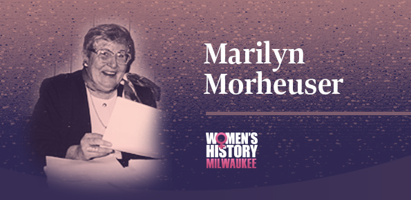 Photo of Marilyn Morheuser