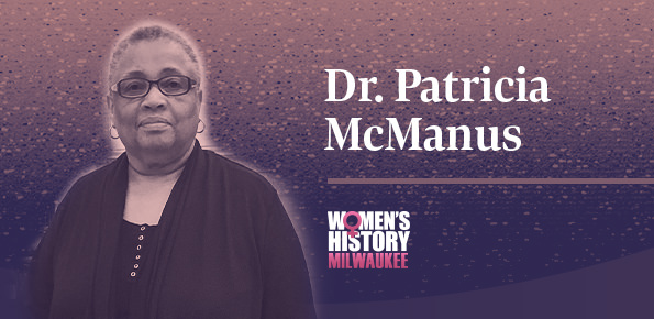 Photo of Dr. Patricia McManus