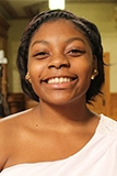 A picture of District 4 Milwaukee Youth Council Member, Adea Dunn