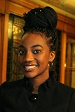 A picture of District 15 Milwaukee Youth Council Member, Joya Headley