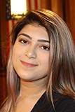 A picture of District 8 Milwaukee Youth Council Member, Geneviv Alcantara