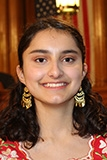 A picture of Milwaukee Youth Council Member At-Large, Greta Garcia-Jalil Melendez
