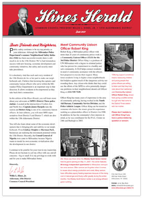 Click to open Fall 2007 newsletter.