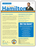 Click to open Spring 2011 Newsletter.