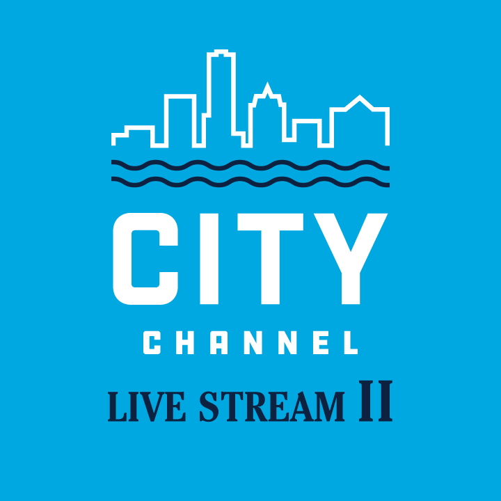 City Channel Live Stream II logo