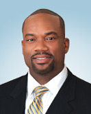 Common Council member Russell W. Stamper, II 15th District