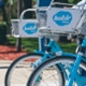 Bublr Bike Share station