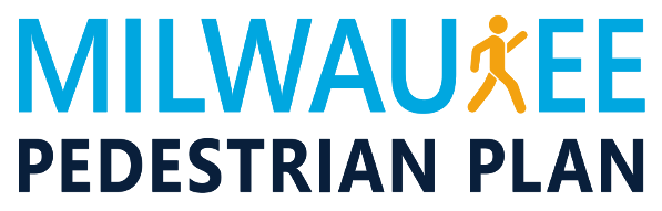 Milwaukee Pedestrian Plan Logo