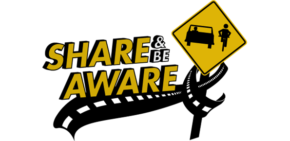 Share ad Be Aware Logo