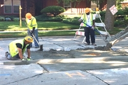 Compete Milwaukee workers perform various types of general laborer job assignments, including assisting street infrastructure and boulevard maintenance crews.