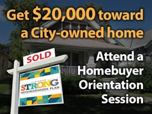 Attend a Homebuyer Orientation Session