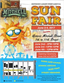 Sun Fair Flyer-English