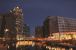 Photo of Downtown Milwaukee