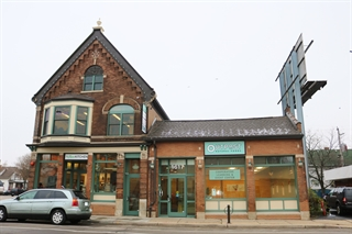 Photo of Wellness Commons in the North Avenue Marketplace BID