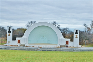 Photo of Washington Park Bandshell