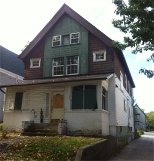 1231 N 32nd St is a historic home that needs a little love.