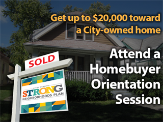 Attend a Homebuyer Orientation.