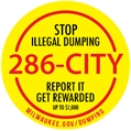 Stop Illegal Dumping