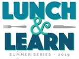 Lunch & Learn Program 2019 Logo