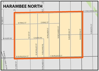 Open a larger image of Harambee North Area