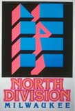 North Division Neighborhood Poster