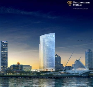 Northwestern Mutual's new downtown tower is reshaping Milwaukee's skyline