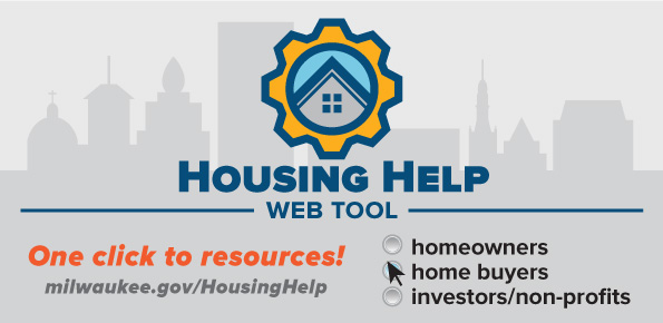 Housing Help website graphic