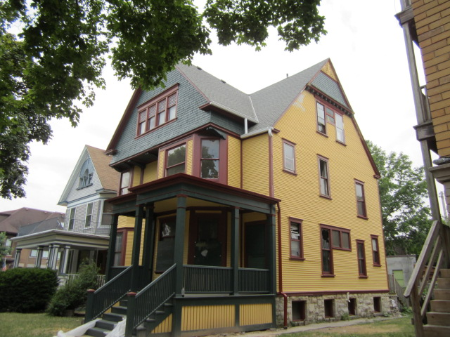 749 North 31st Street - The George Atwell House