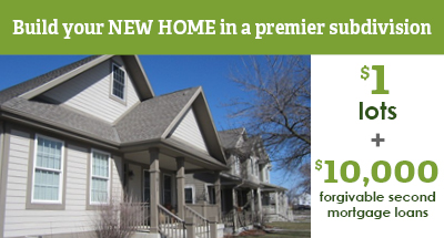 Build your new home in a premier subdivision. Click for more information