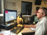 A photo of Jeff K working in Fleet Dispatch