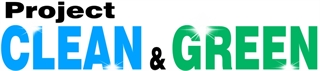 Project Clean and Green Logo